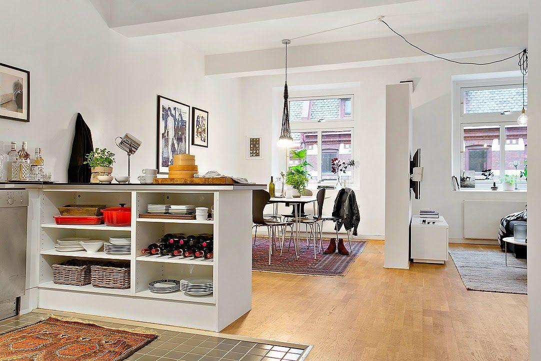 Dise ando una casa con espacios semi abiertos arqui for Decoracion de espacios interiores