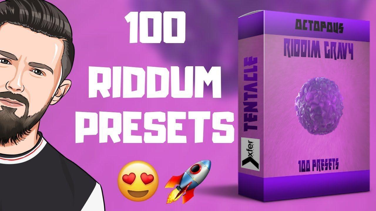 RIDDIM DUBSTEP SERUM PRESET PACK 2019! [100 PRESETS