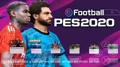 PES Lite Update 2020 PPSSPP in 2020 Best android games