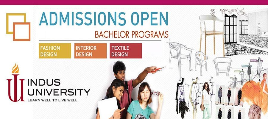 Indus University Karachi Admissions In Bachelor Programs Bachelor Program Admissions Bachelor