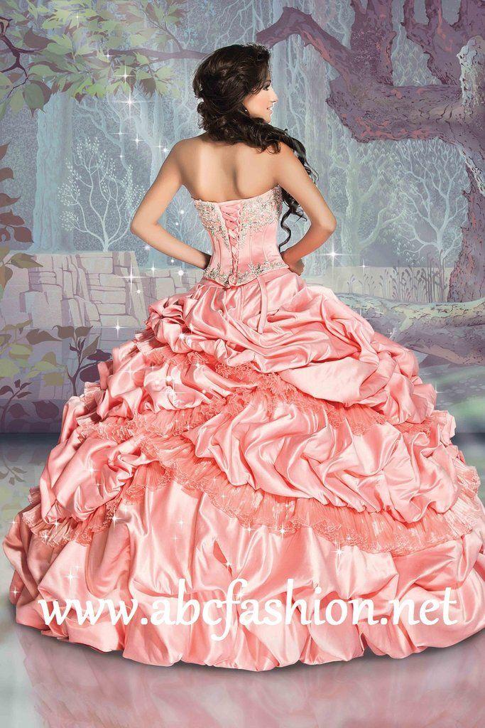 05831638c9 Disney Royal Ball Quinceanera Dress Sleeping Beauty Style 41073-Impression  Bridal-ABC Fashion