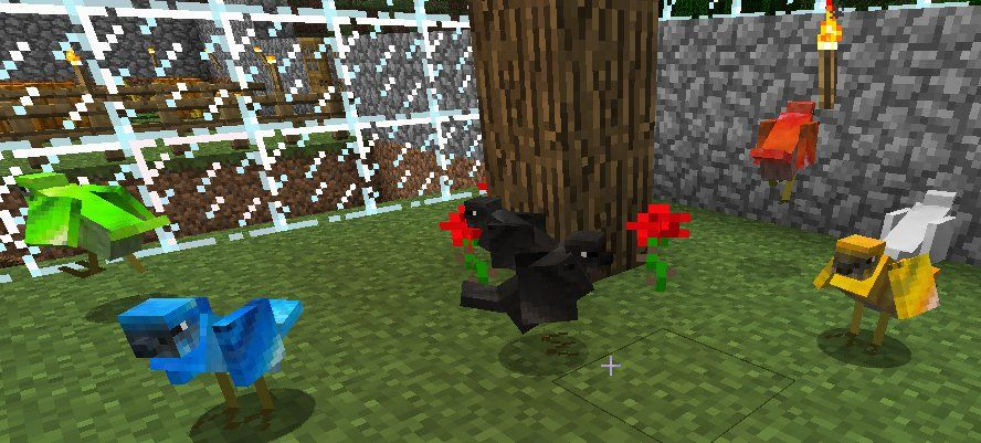 Minecraft Pets Mo Creatures Tameable Mobs Minecraft Pets We