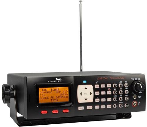 Whistler WS1065 Digital Police Scanner | ScannerMaster com