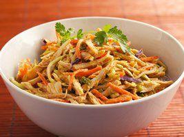 Shredded Thai Chicken Salad Recipe from Betty Crocker