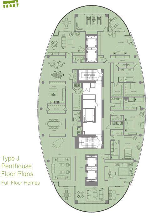 Penthouses For Sale Floor Plans Pdf Of Floor Plan Type J