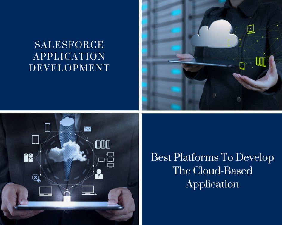 Appexchange App Development   Salesforce cloud services   App