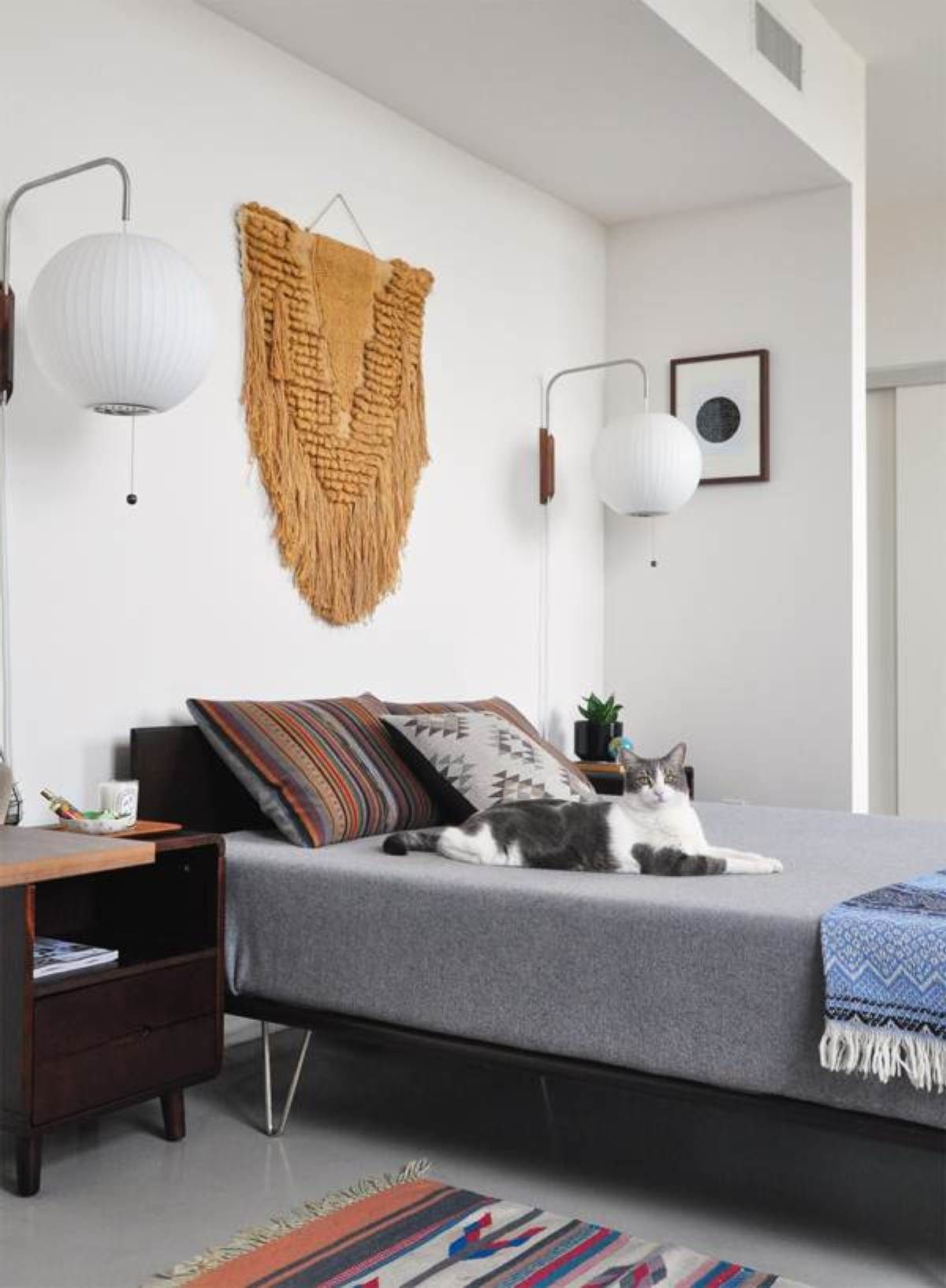 awesome mid century modern bedroom furniture | boy's room