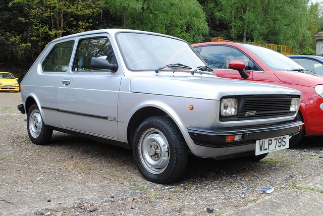 1977 Fiat 127 900 Cl With Images Fiat Fiat Cars