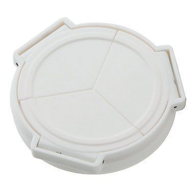 Panasonic LUMIX DMC-lx5 for auto lens cap white by Panasonic. $27.57