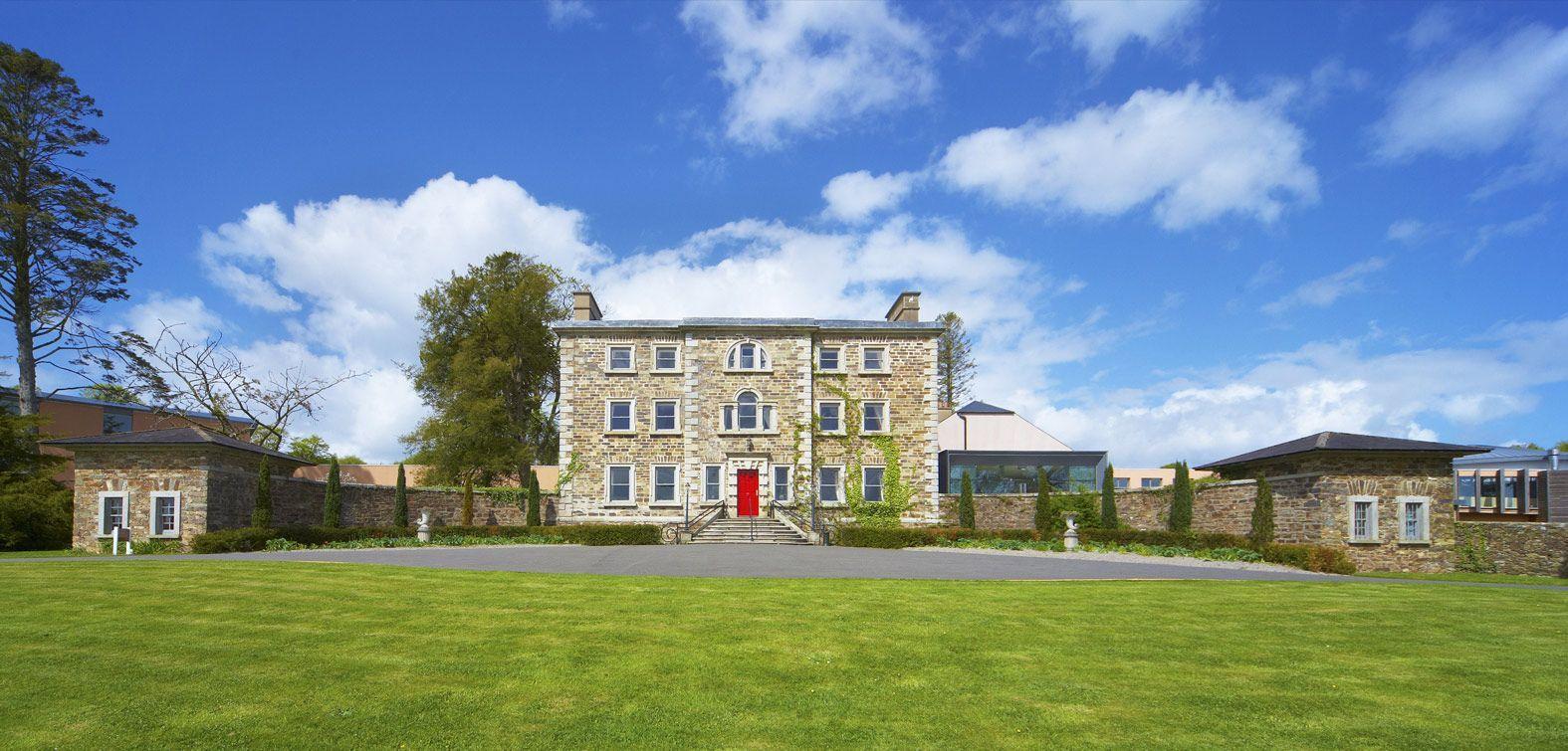 The Monart Destination Spa in Enicorthy, #CoWexford