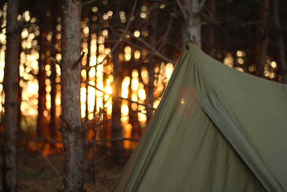 Camping in nature rejuvenates your soul