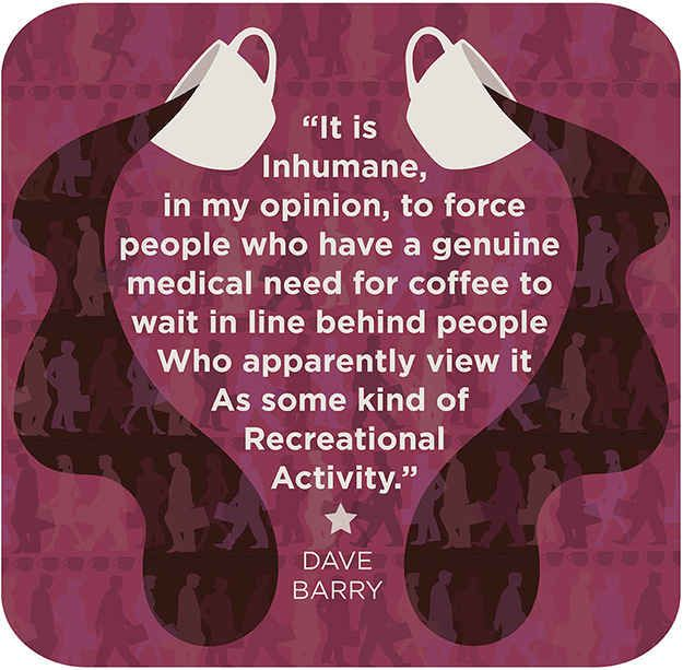 12 Excellent Quotes About Coffee #quotesaboutcoffee