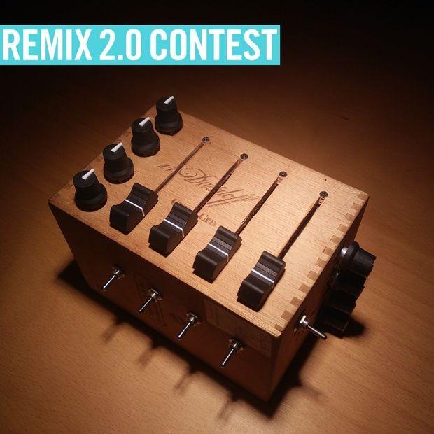 Custom Arduino MIDI Controller My mind 10 Arduino