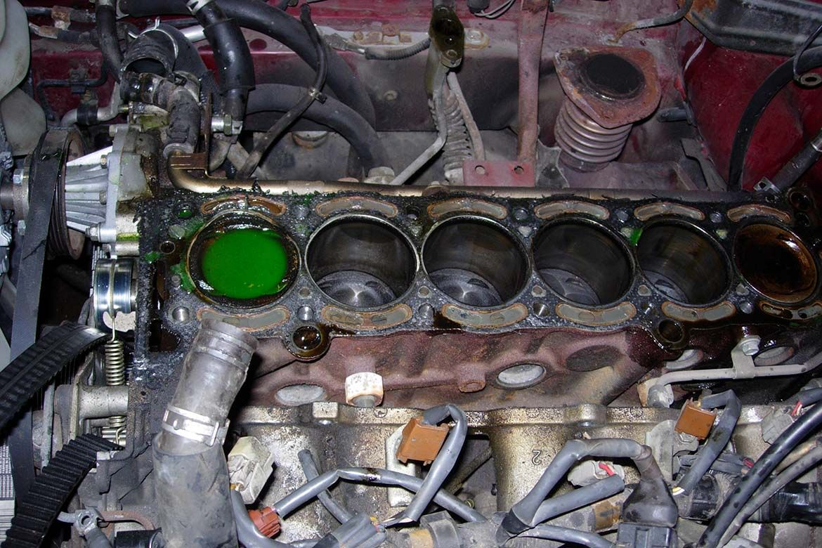 Signs Of A Blown Head Gasket >> Hearing From The Mechanic That Your Car Has A Blown Head