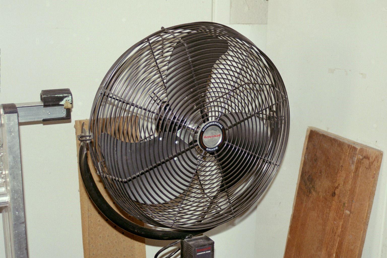 Early 1990s Honeywell Pedestal Fan Pedestal Fan Floor Fan Fan