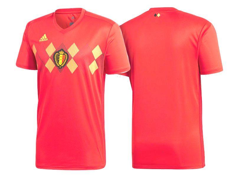 belgium soccer jersey