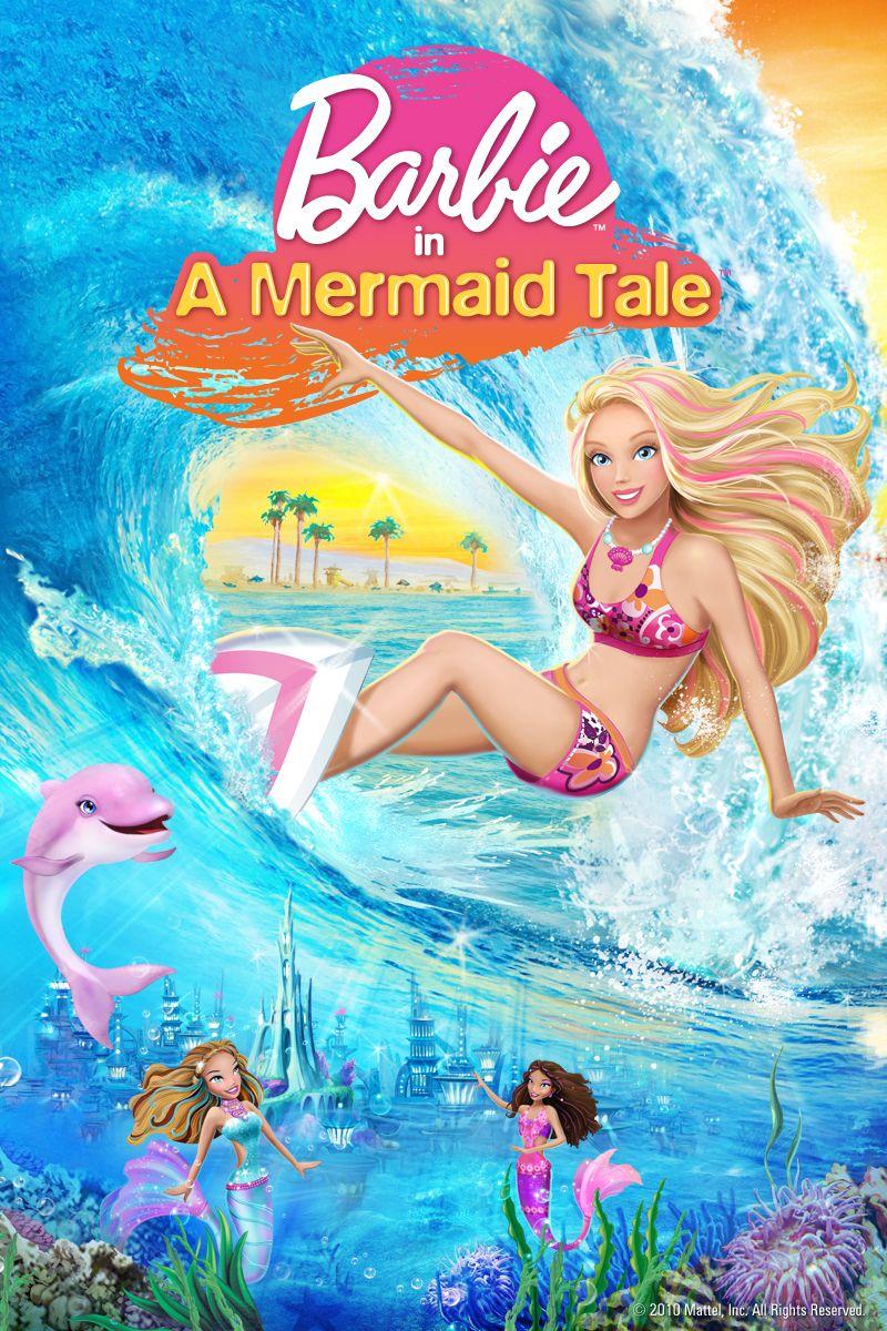 Barbie In A Mermaid Tale Mermaid Movies Mermaid Tale Barbie Movies