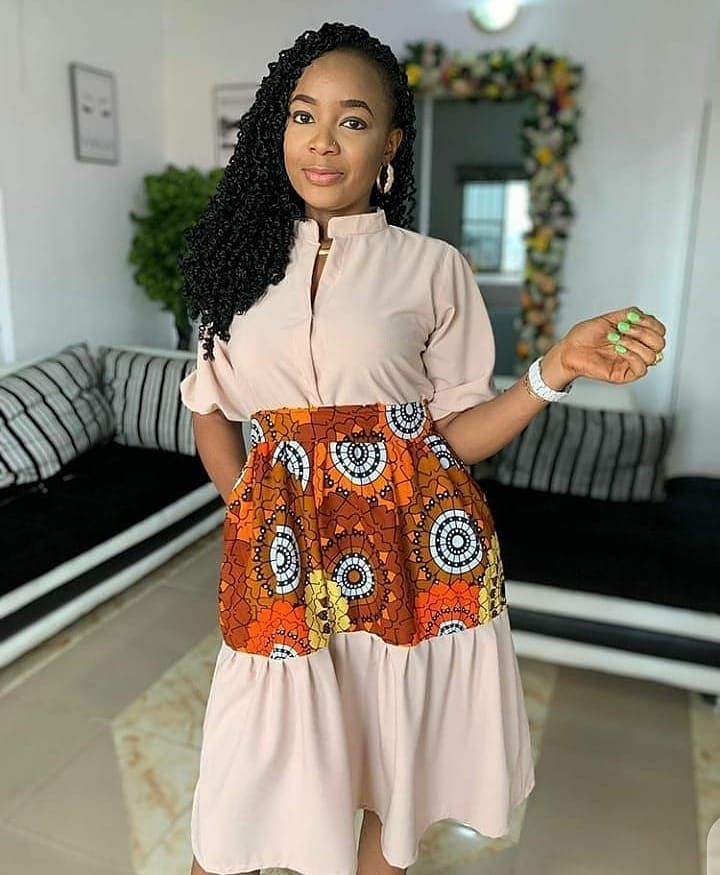 Latest  100+ Mind Blowing Ankara styles For queens