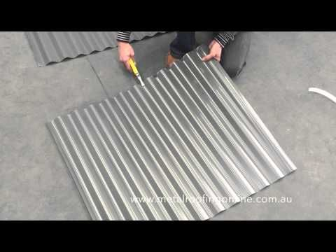 How To Turn Up Corrugated Iron Sheets Metal Roofing Online Iron Sheet Roofing Sheet Metal