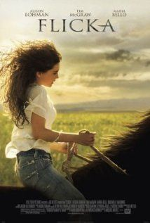 Flicka tells the story of Katy who claims a wild horse as her own in an effort to prove to her father she can take over the family ranch one day.