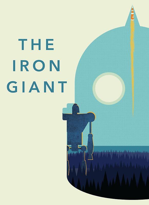 The Iron Giant | Poster
