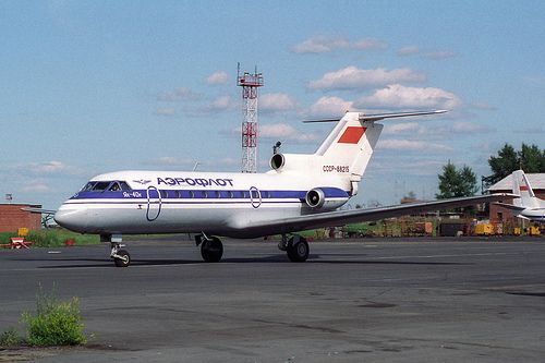 2 November 1973 - a Yak-40 (Registration unknown)  was hijacked en route by 4 hijackers that demanded money and to be flown to Sweden. Stormed by security forces at an unknown airport in Moscow. 2 people were killed.