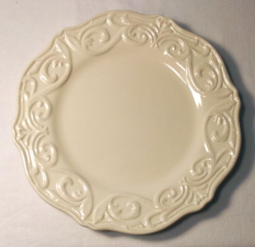 Chris Madden Felice Salad Plate, 9 Inch Diameter, JC Penny in ...