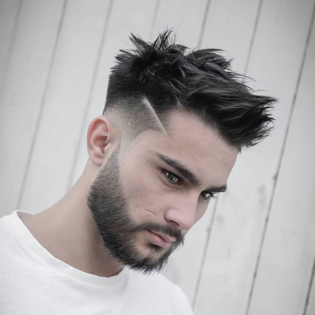 Trendy Haircuts For Men Cabello Para Hombre Estilos De Cabello Hombre Peinado Cabello Corto Hombre