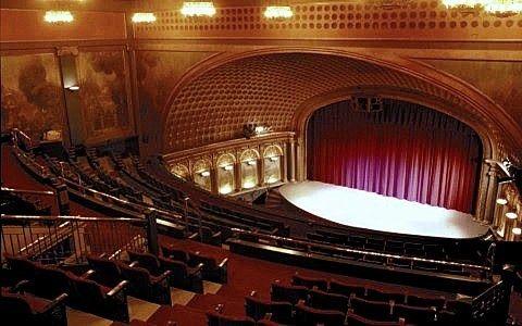 Bing Crosby Theater, Spokane, Washington (he was born in Tacoma and ...