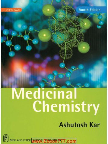 Chemistry For Pharmacy Students Pdf