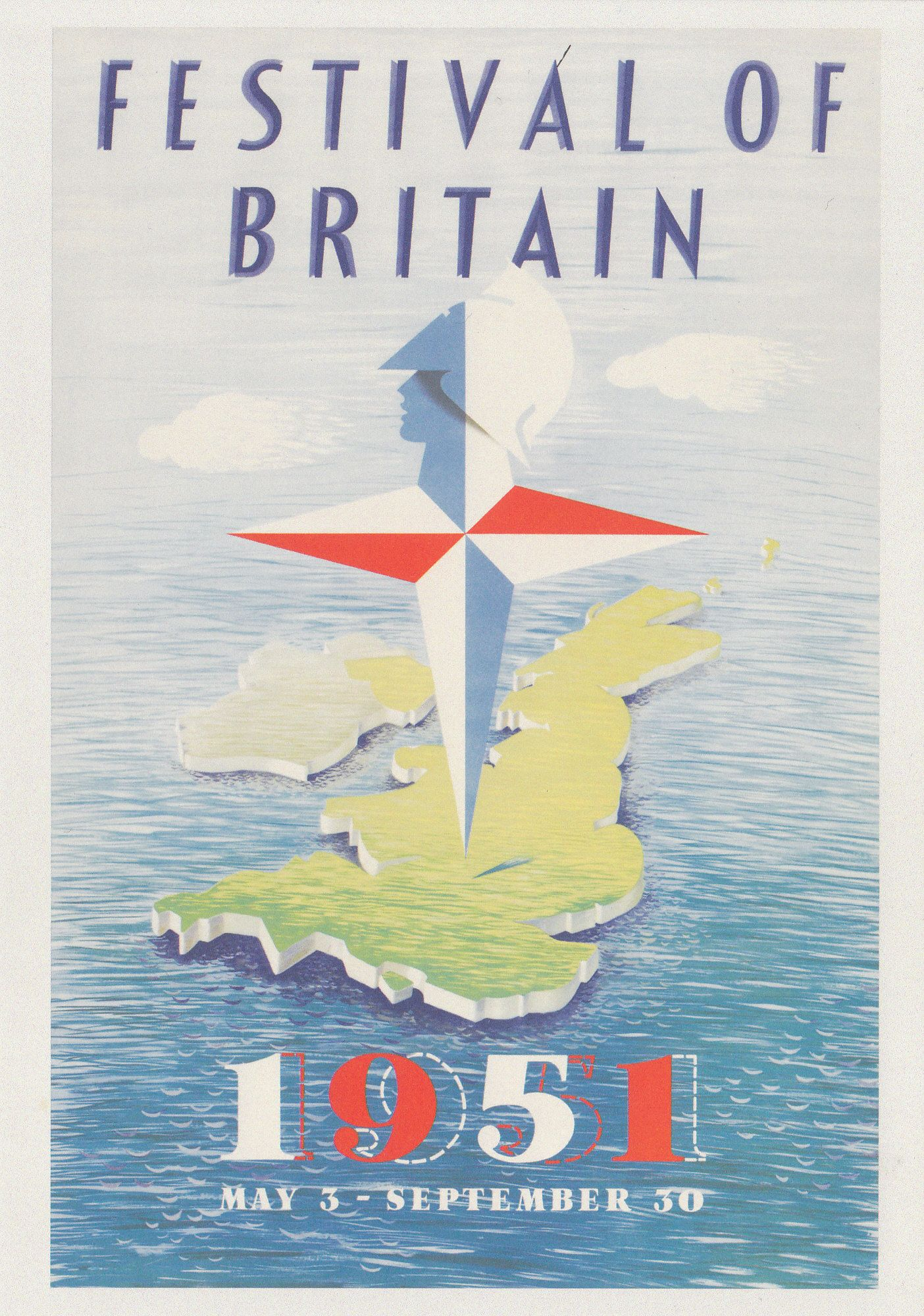 Festival of Britain, 1951.  Not strictly an Expo, but beautiful anyway :)