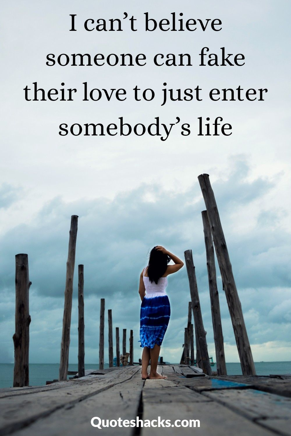 Here I have shared 40+ best fake love quotes. You will ...