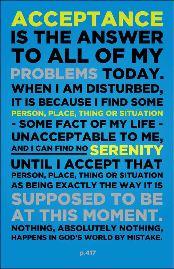 Aa Quotes Alcoholismn On  Pinterest  Acceptance Big And Recovery