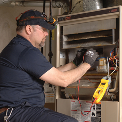We are the Integrity Heating And Cooling Fife