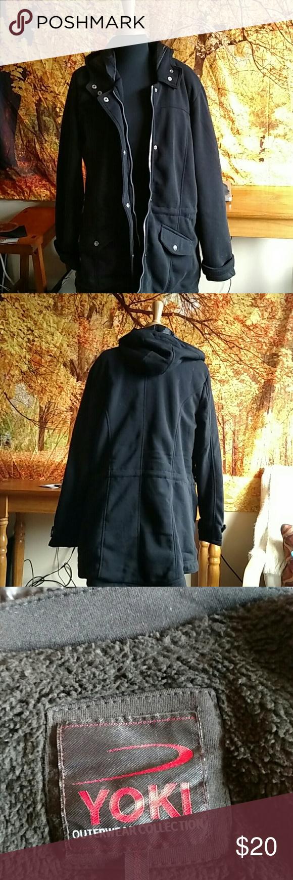 Yoki Long Jacket Jackets Long Jackets Yoki [ 1740 x 580 Pixel ]
