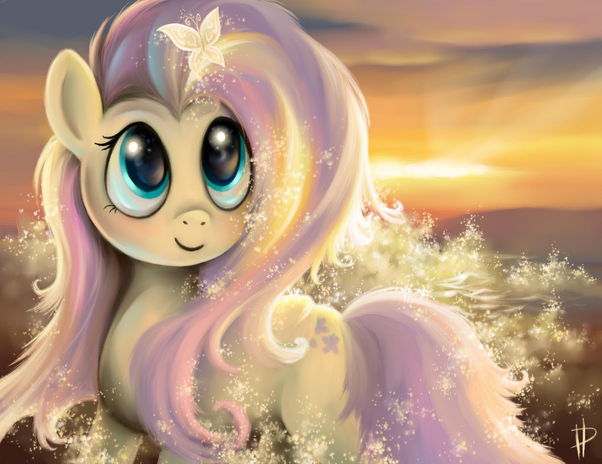 Fluttershy My Little Pony Friendship is Magic Fan Art