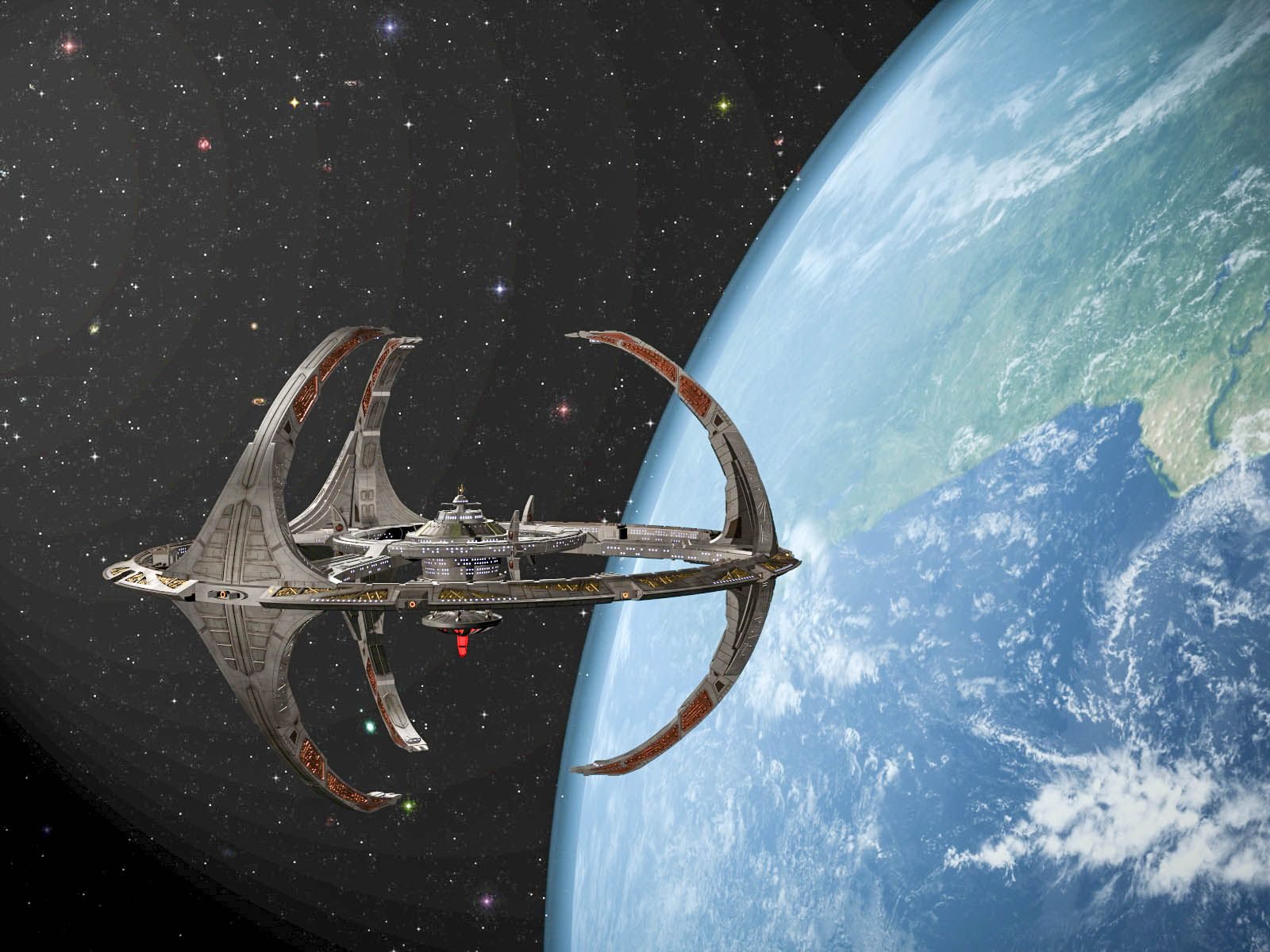 Star trek deep space nine tv show hd wallpapers hd - Deep space wallpaper hd ...