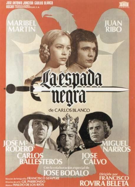 La espada negra (1976) - FilmAffinity