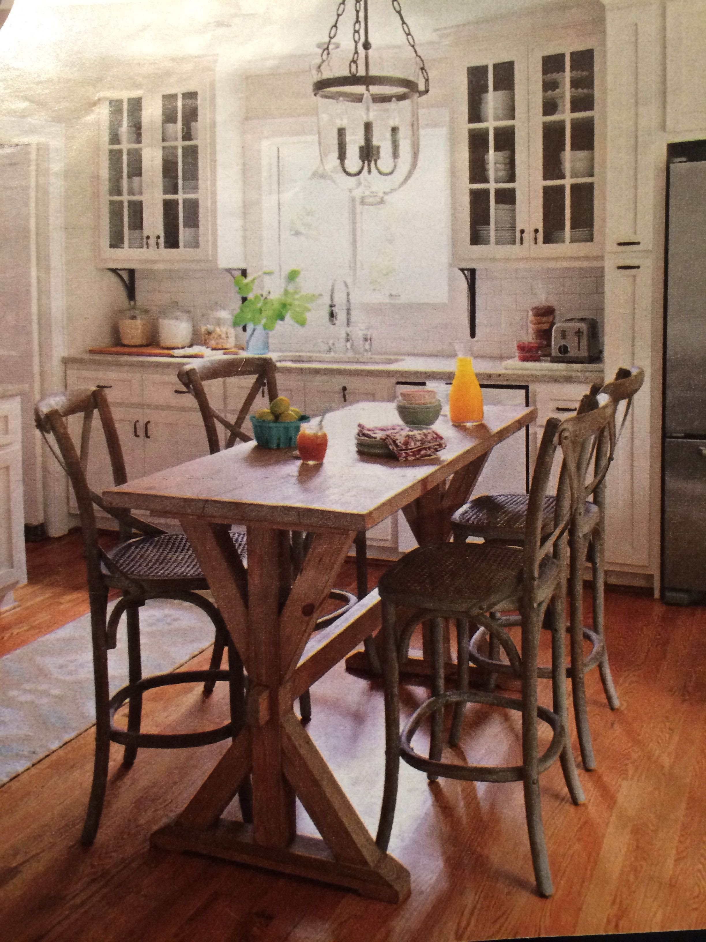 8 Small Kitchen Table Ideas for Your Home   High top table ...