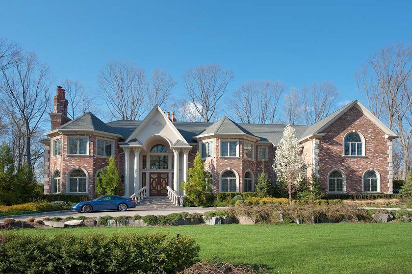 luxury homes | NJ Custom Home Designs - Kevo Development is a Bergen ...