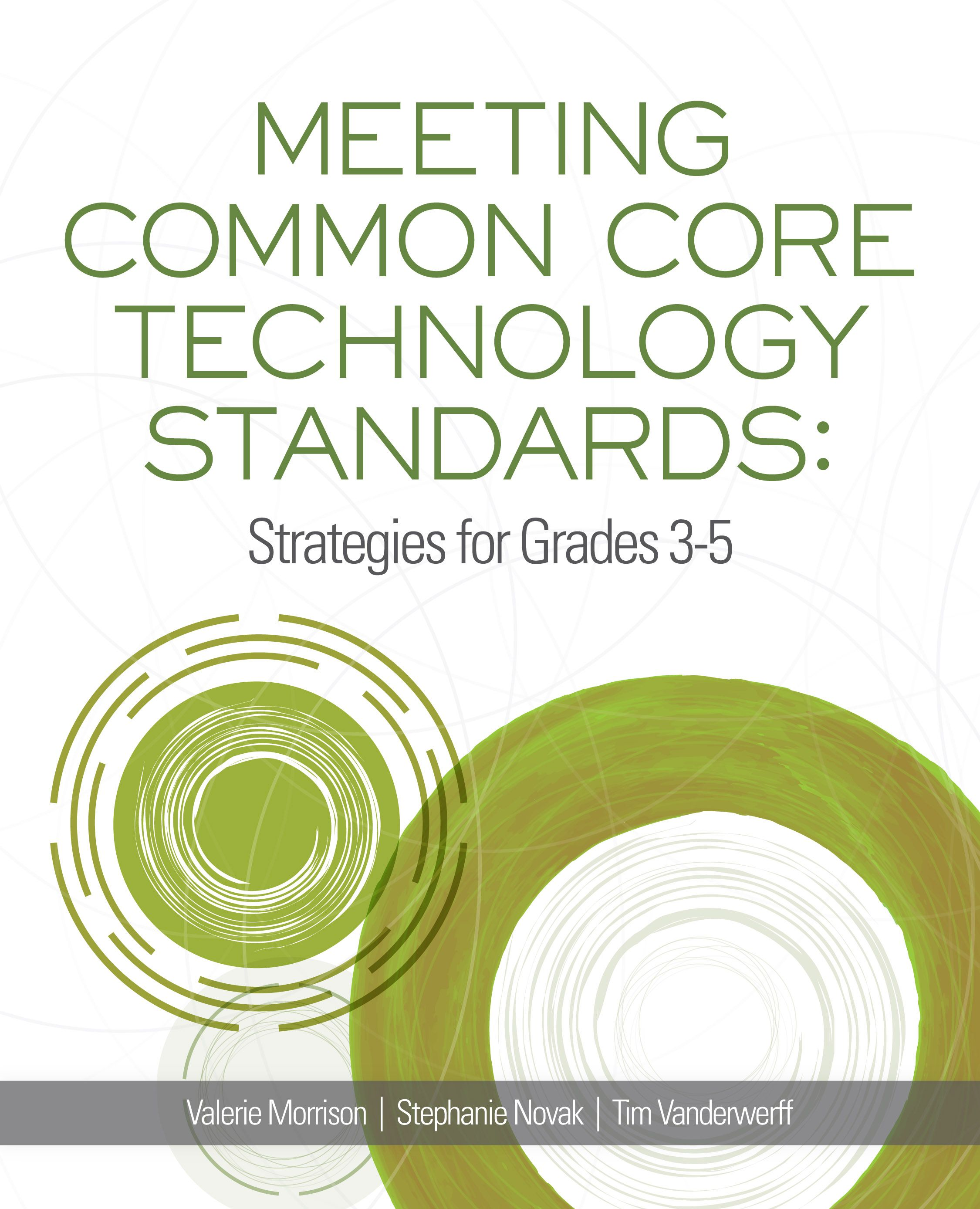 Great book for your staff meetings this year! View each grade level's Technology embedded standards broken down with suggested apps, software, websites, and lesson plans on how to target the standards. When you purchase either of the four books, a wonderful resource website with all the apps, software and website links are at your fingertips.
