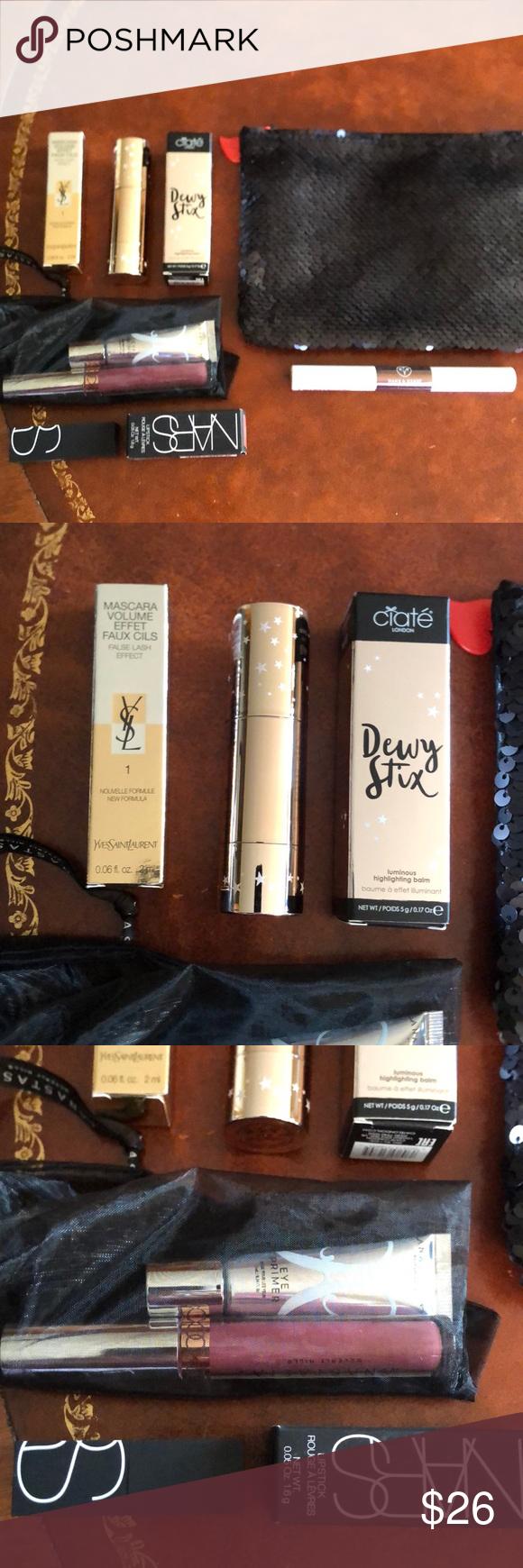 Nib High end 7 piece makeup set NWT Makeup set, Makeup