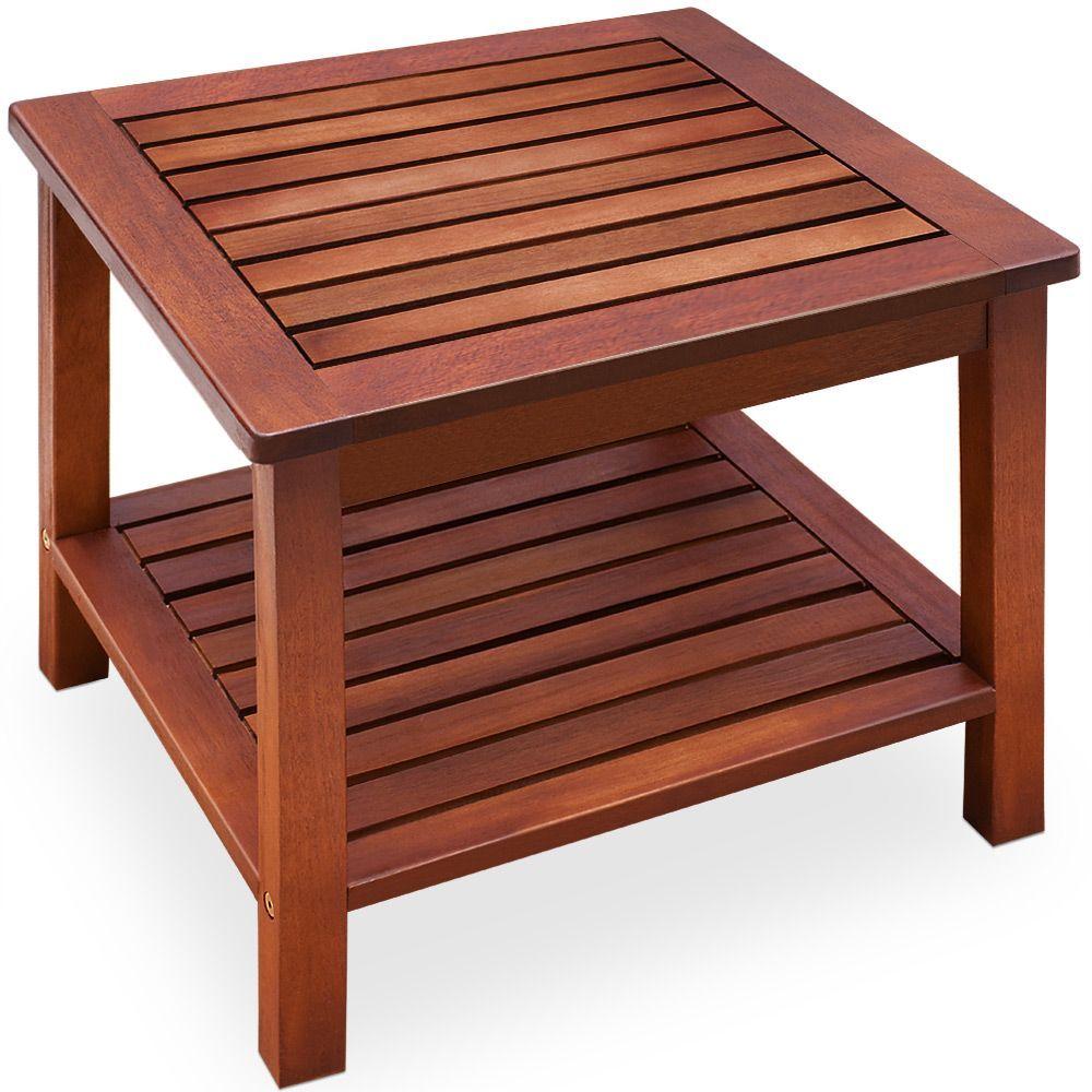 Pin by ladendirekt on Tische | Garden coffee table, Wooden ...