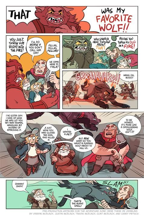 Enter The Adventure Zone With A New Graphic Novel Series