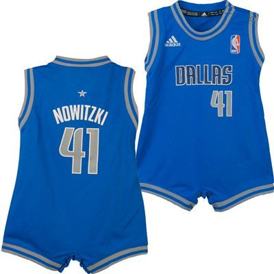 the best attitude a4024 f369c Dallas Mavericks Dirk Nowitzki #41 Adidas Infant NBA Replica ...