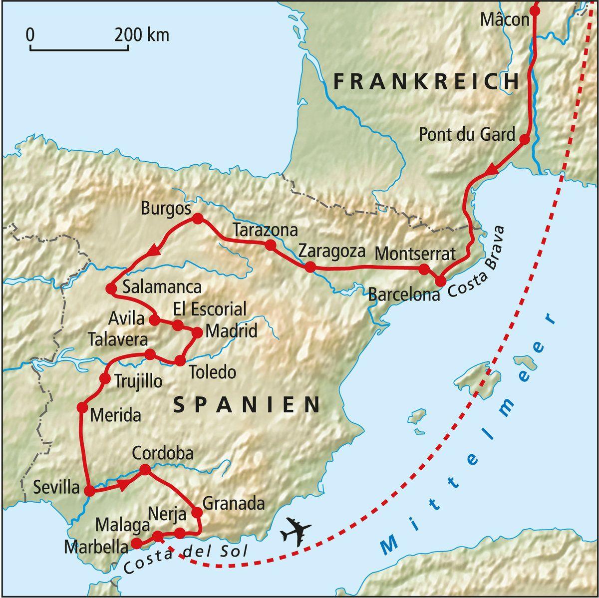 Europa Rundreise | Reisen & Expeditionen mit Rotel