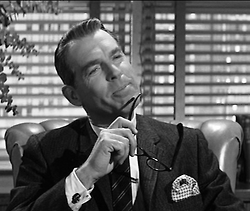 Image result for fred macmurray in 'the apartment'