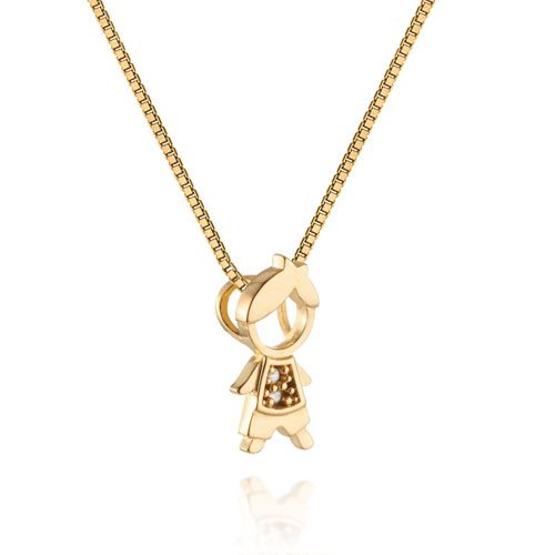 7af05fe7fe790 Pingente Menino Ouro Amarelo e Diamante Mama   Design Bijoux em 2019 ...
