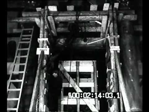 Il trasferimento delle porte del Battistero di Firenze al ricovero.