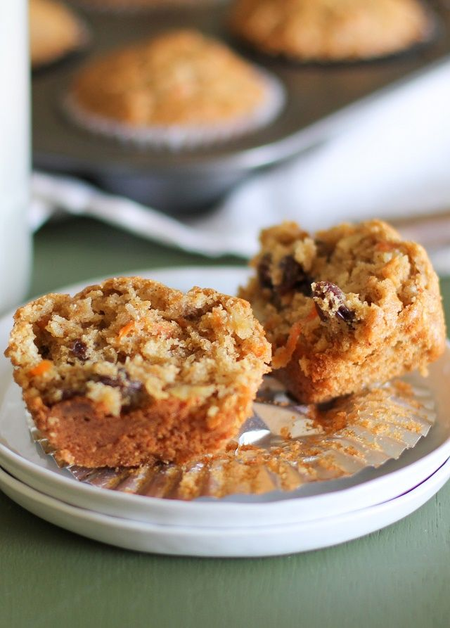 Carrot Date Apple Spice Muffins This Delicious Muffin Recipe